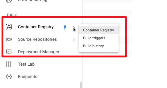 Google Container Registry